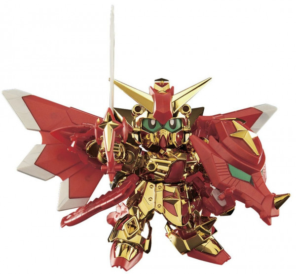 Gundam: SD Musha - BB400 Legend Knight Superior Dragon - Model Kit