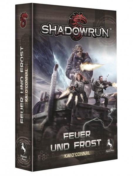 Shadowrun Roman: Feuer & Frost