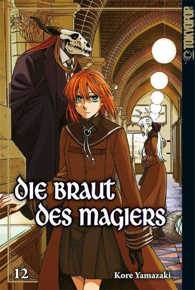 Die Braut des Magiers 12