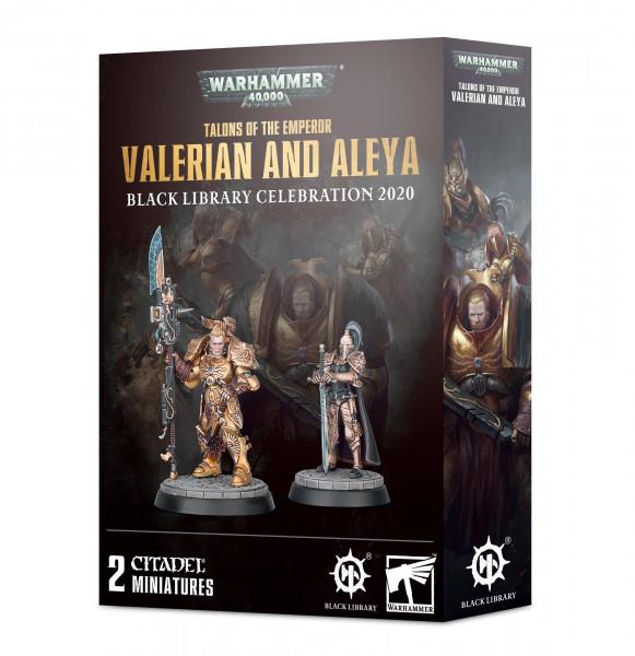 Valerian And Aleya (BL-02)