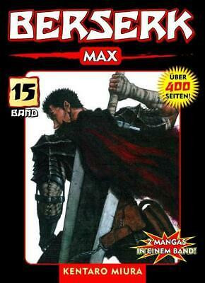 Berserk Max 15