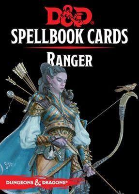D&D RPG - Spellbook Cards: Ranger Deck