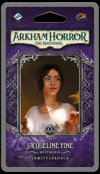 Arkham Horror LCG: Jacqueline Fine Ermittlerdeck