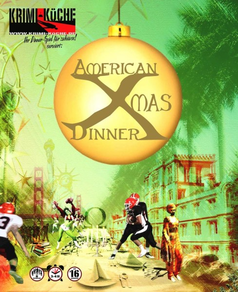 American Xmas Dinner