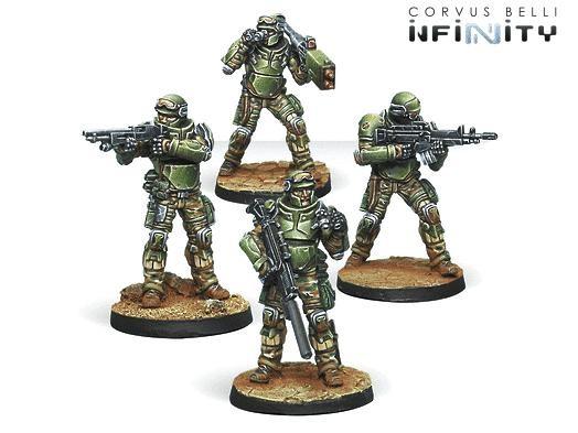 Marauders 5307th Composite Ranger Ranger Unit