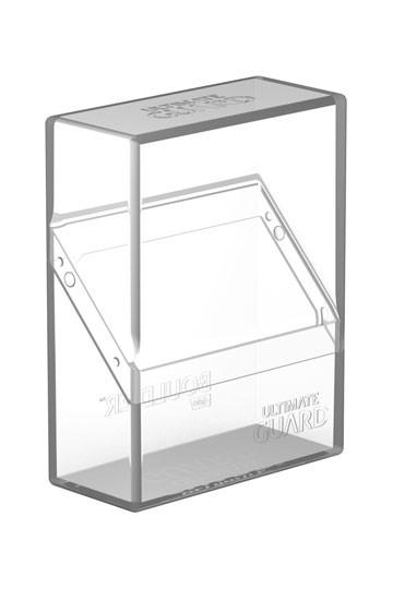 Ultimate Guard Boulder? Deck Case 40+ Standard Size Transparent