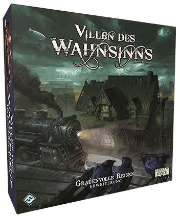 Villen des Wahnsinns 2. Edition: Grauenvolle Reisen