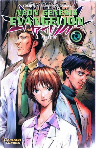 Neon Genesis Evangelion 08