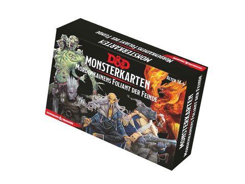 D&D RPG - Monster Cards: Mordenkainens Tome of Foes