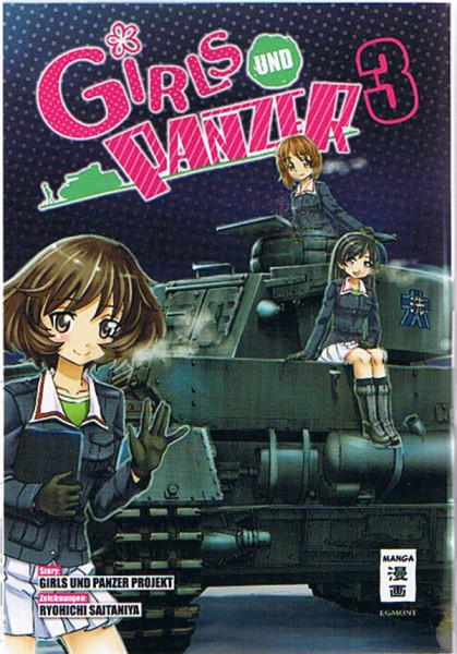 Girls und Panzer 03