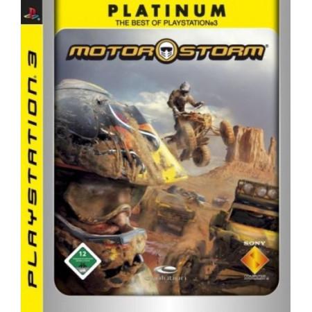 MotorStorm - Platinum