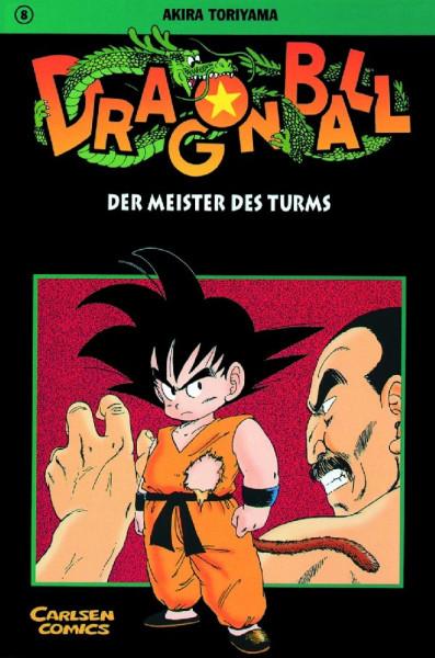 Dragon Ball 08 - Der Meister des Turms
