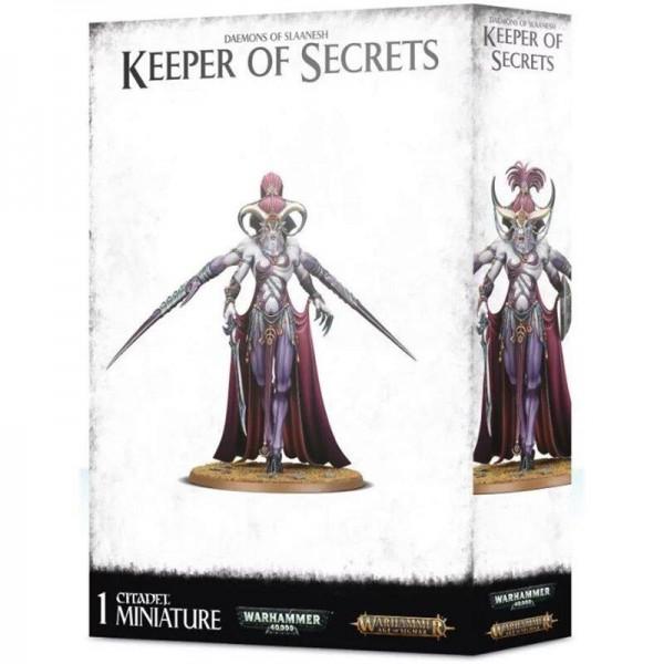 Daemons Of Slaanesh Keeper Of Secrets (97-06)