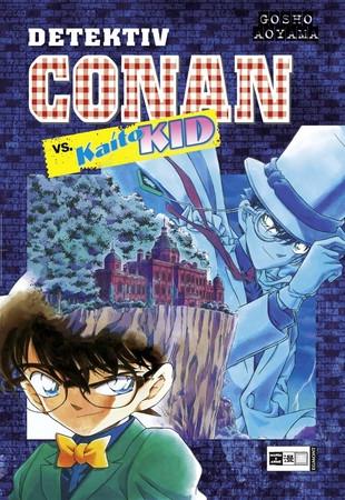 Detektiv Conan vs Kaito Kid