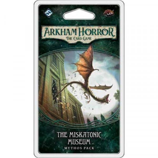 Arkham Horror LCG: The Miskatonic Museum - EN