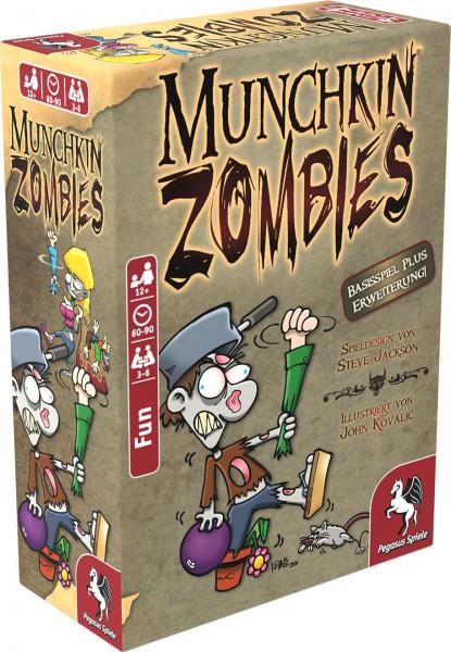 Munchkin: Zombies 1+2