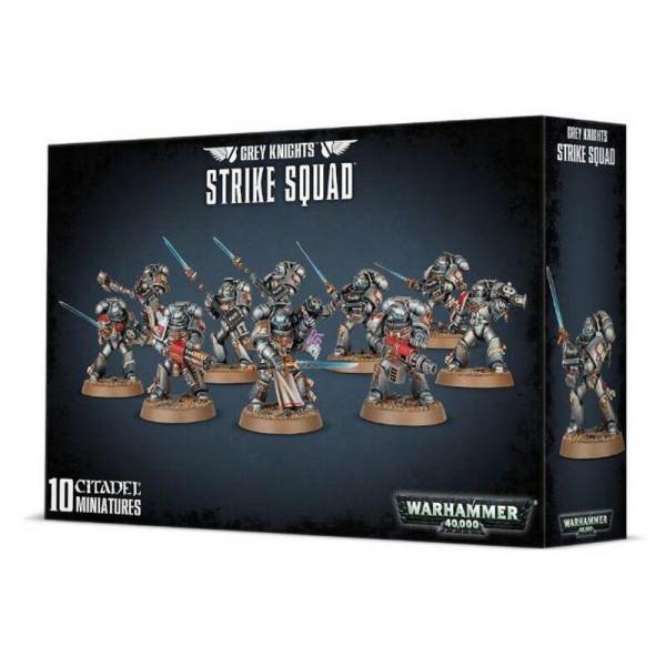 Grey Knights Strike Squad (57-08)