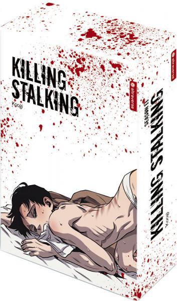 Killing Stalking Season 2 Complete Box