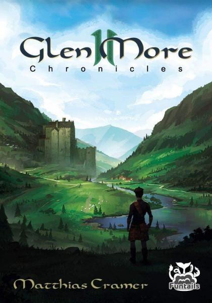 Glen More II: Chronicles - DE/EN