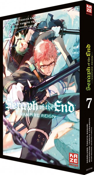 Seraph of the End - Vampire Reign 07