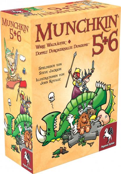 Munchkin 5+6 (+6,5)