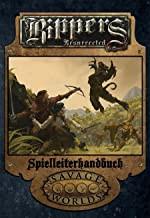 Savage Worlds - Rippers resurrected Spielleiterhandbuch