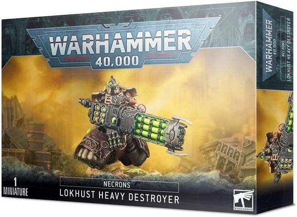 Schwerer Lokhusta-Destruktor Der Necrons