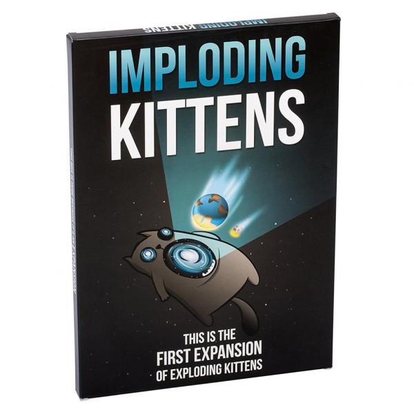 Exploding Kittens: Imploding Kittens exp.