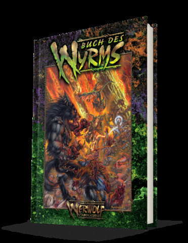 Werwolf: Die Apokalypse Buch des Wyrms (W20)