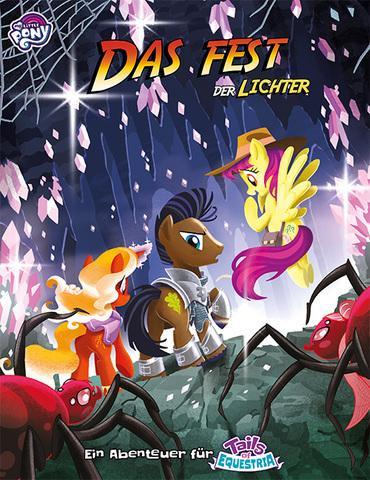 My little Pony: Tails of Equestria: Das Fest der Lichter