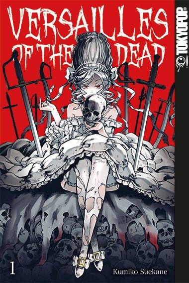 Versailles of the Dead 01