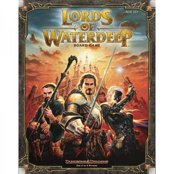 D&D - Lords of Waterdeep