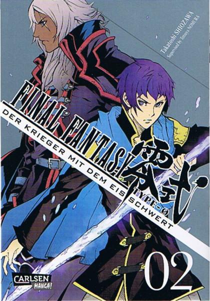 Final Fantasy - Typ 0 02
