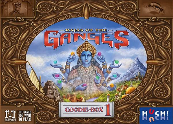 Rajas of the Ganges - Goodie-Box 2