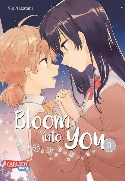 Bloom into You 08