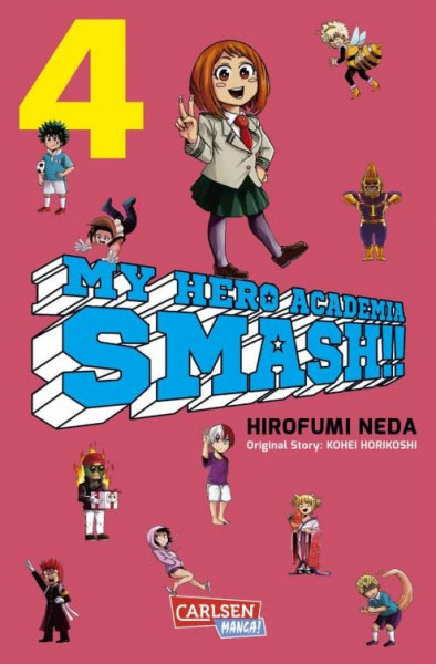 My Hero Academia - Smash!! 04