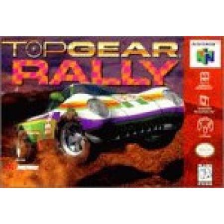 Top Gear Rally CIB