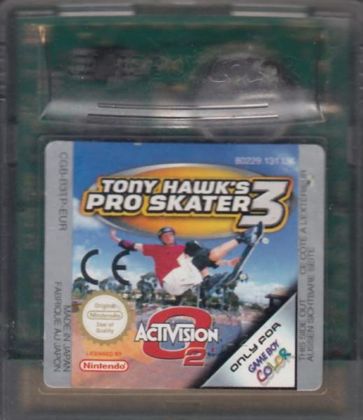 Tony Hawks Pro Skater 3 - MODUL **