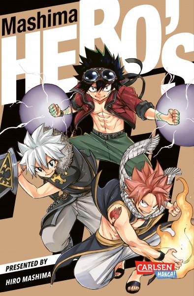 Mashima Heroe's Einzelband