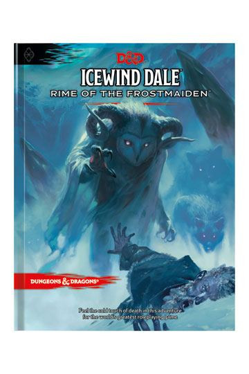 D&D - Rime of the Frostmaiden
