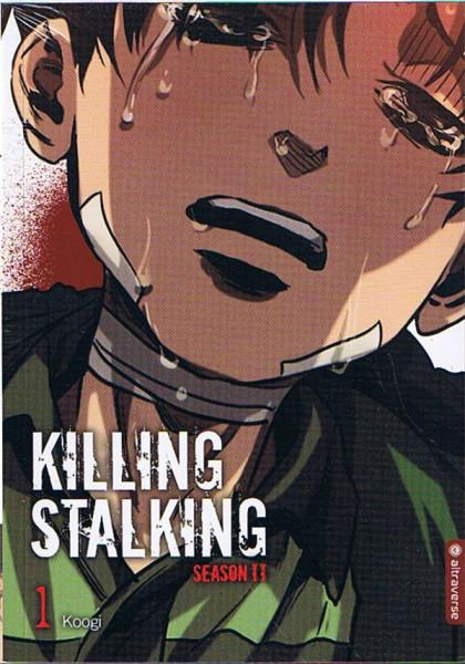 Killing Stalking 01 Season 2