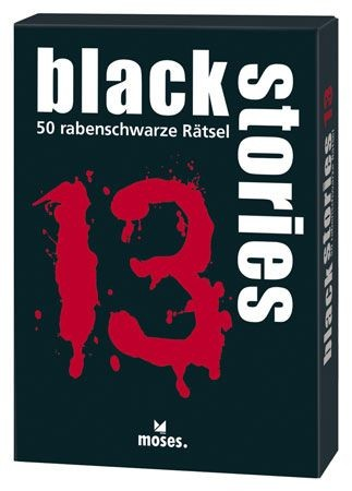 Black Stories - 13