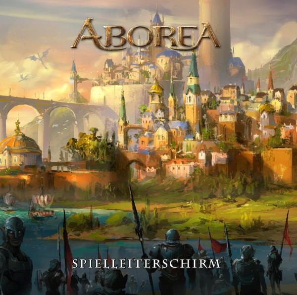 Aborea - Spielleiterschirm - Meer der Geister Edition