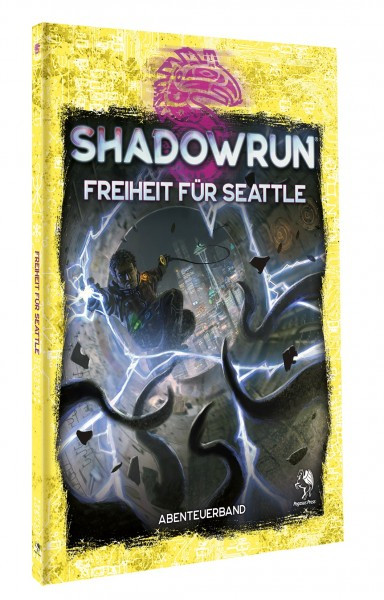 Shadowrun: Freiheit für Seattle DE (Softcover)