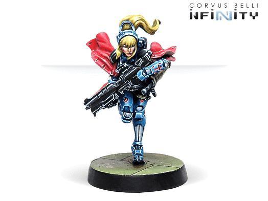 Jeanne d'Arc 2.0 (Mobility Armor)
