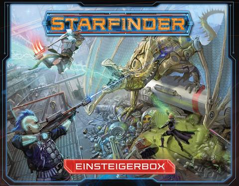 Starfinder Einsteigerbox dt.