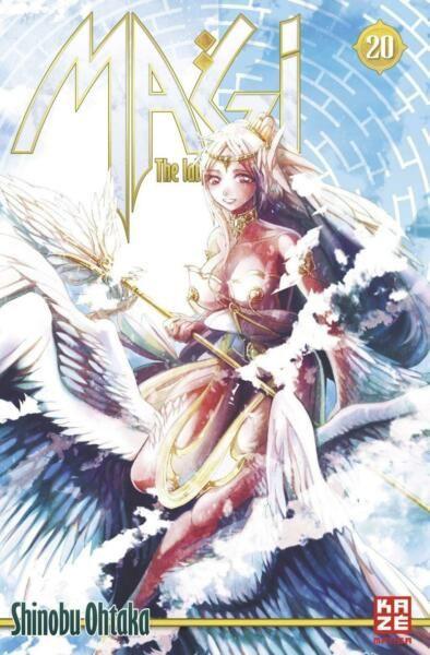 MAGI - The Labyrinth of Magic 20
