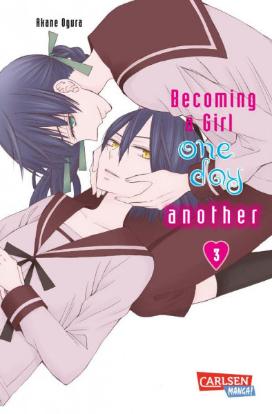 Becoming a Girl One Day - another day 03
