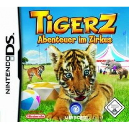 Tigerz: Abenteuer im Zirkus