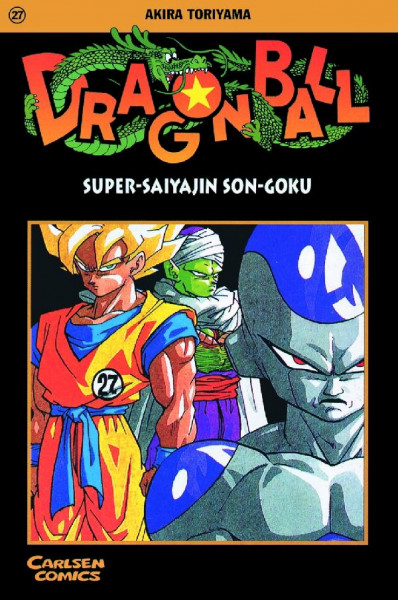 Dragon Ball 27 - Super-Saiyajin Son-Goku
